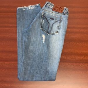 Miss Sixty Low Rise Bootcut